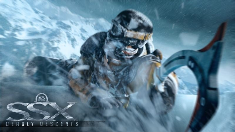 More Details For SSX: Deadly Descents