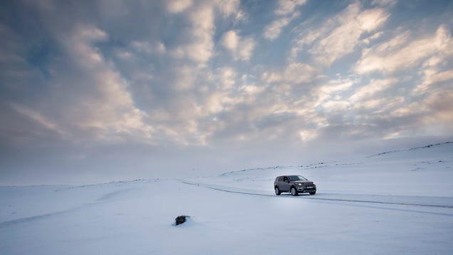 How to Drive on Snow and Ice
