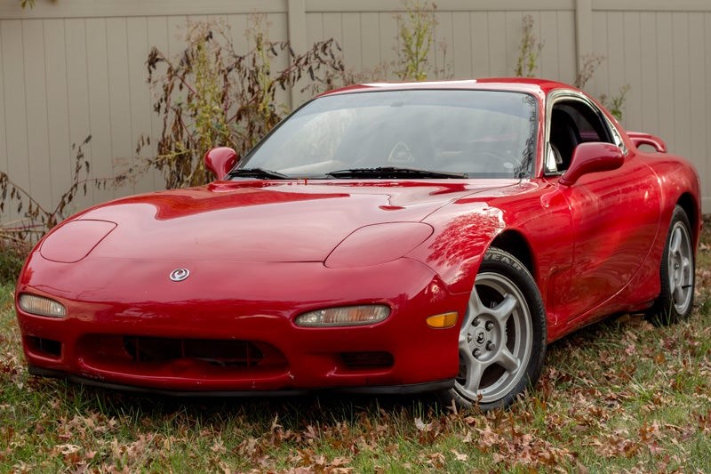 Here's How I Bought And Sold A Mazda RX-7 That Sat In A Yard For A Decade