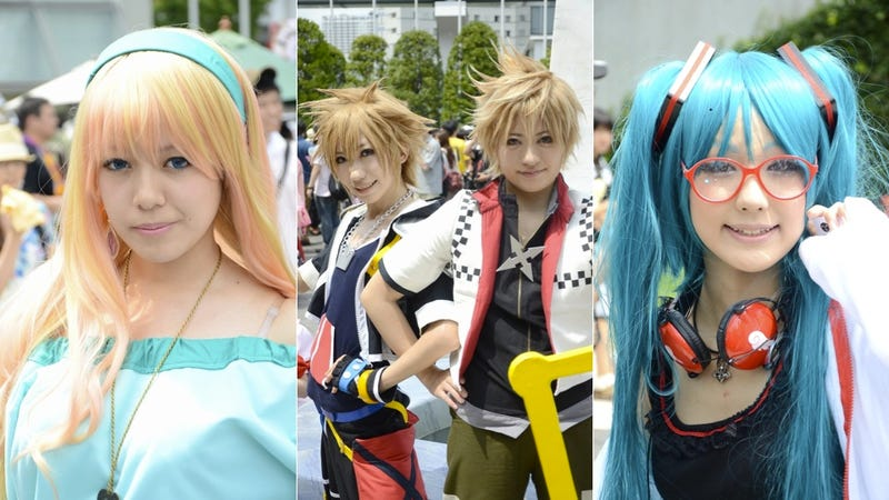 The Cosplay Insanity that Roared Through Tokyo
