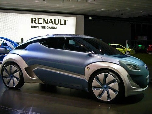 Renault Zoe ZE Concept, So French It Was Developed With L'Oreal