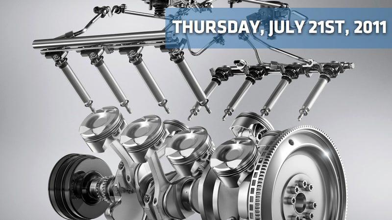 Ford Ranger danger, Mercedes-AMG's new 5.5-liter V8, and Fisker wants to beat Bugatti