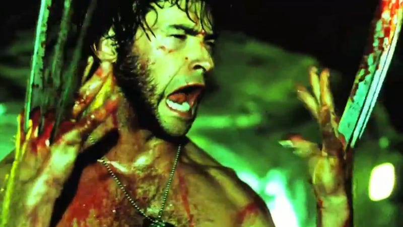 You Must Watch This Supercut of Hugh Jackman Screaming as Wolverine