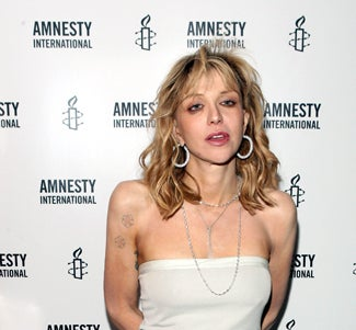 English Language Purist Courtney Love Working on a Surprise for The New Yorker