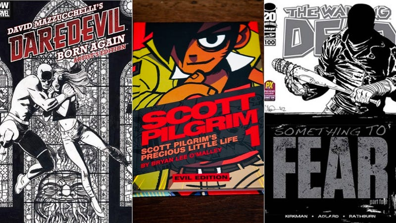 The Graphic Novels and Other Stuff I Will Happily Spend Hundreds of Dollars On This Week at Comic-Con 2012