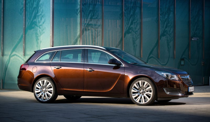 GM Exec Wants A 'Contemporary Wagon' For America – Whatever That Is