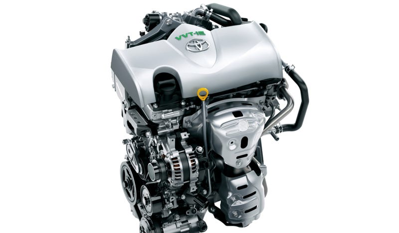 Toyota's New Gas Engine Is Trying To Be Like A Hybrid