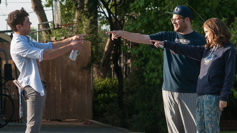 I Guess This Is Growing Up: Neighbors, Reviewed