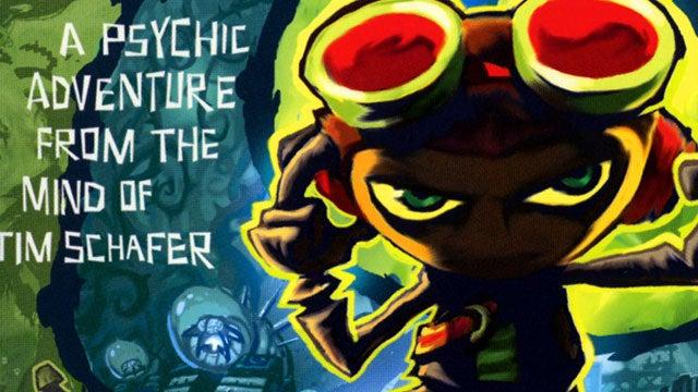 Psychonauts is Back Where it Belongs
