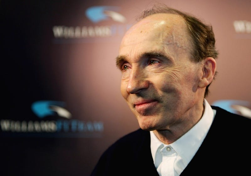 "Sir Frank Williams: ""I just love racing, I love speed. I love the noise."""