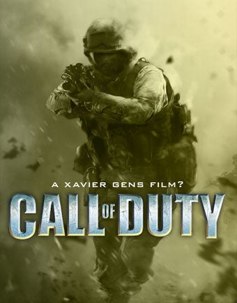 Is A Call Of Duty Movie Really Happening?