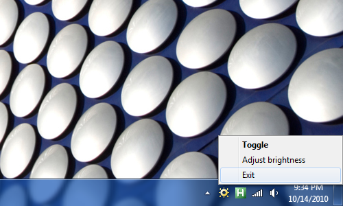 Toggle Power Management Plans from the Taskbar with AutoHotkey