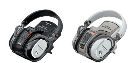 Panasonic: The RP-WF5500's are the World's Most Compact Wireless Surround Sound Headphones