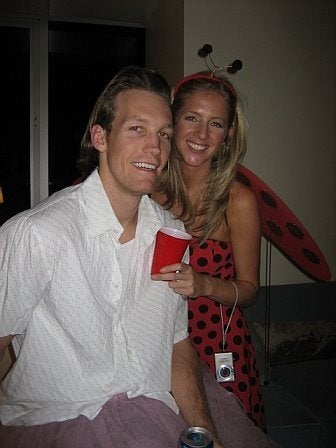 Here's A Gallery Of Photos Of Indiana Pacer Mike Dunleavy Jr. Wearing A Tutu