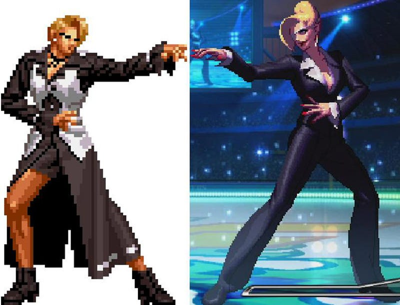 The King of Fighters XII Vs. Old Kings of Fighters