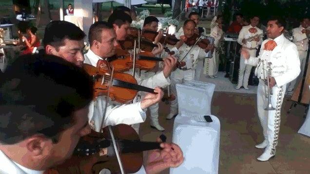 Watch A Mariachi Band Perform Zelda Music At A Wedding