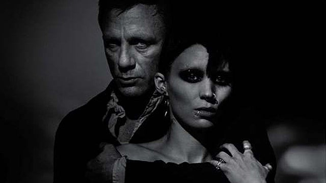 Behold The Sexy, Confrontational Dragon Tattoo Poster