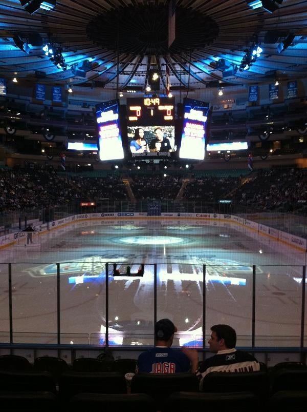 NBC Bans Rangers And Devils Viewing Parties, Because TV Money Rules All