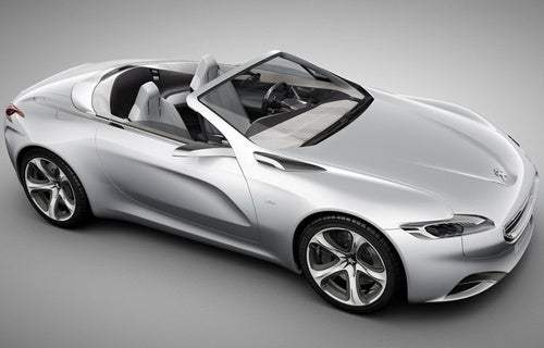 Peugeot SR1 Concept Takes Aim At Brand's Future
