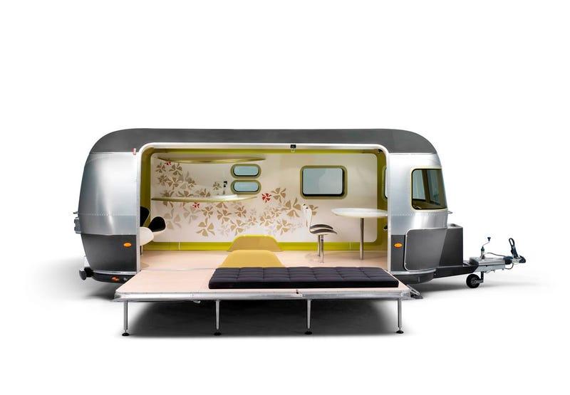 MINI Cooper S Clubman Airstream Concept: Let's Motorlounge