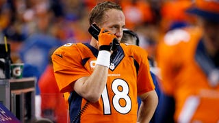 Peyton Manning Has Had It With The Broncos' Scoreboard Oper