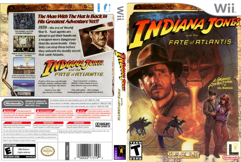 If You Bought Indy: Staff Of Kings, This Might Help
