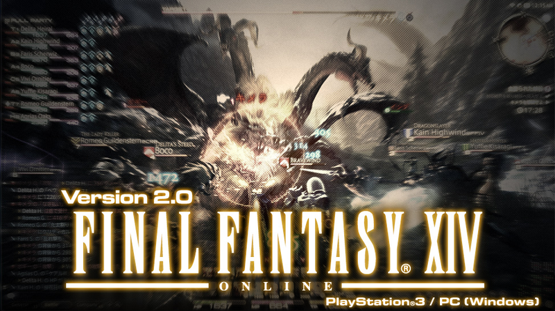 Beleaguered Final Fantasy XIV Reborn with Version 2.0