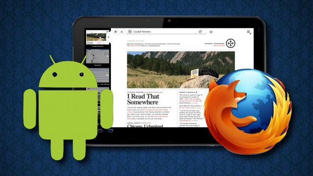 Remains of the Day: Firefox Coming to Android Tablets