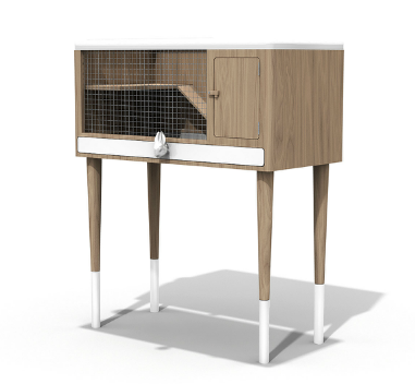 Mid-Century Modern Furniture for Pets Is Awesome, Extravagant