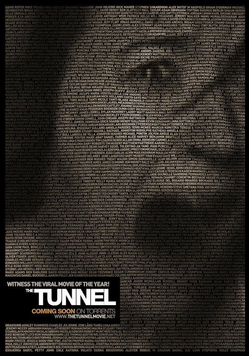 Completely crowd financed film The Tunnel could be better than The Descent