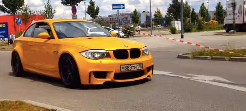 This Ultra Badass M3 V8-Powered BMW 1 Series Is Brain-Meltingly Perfect