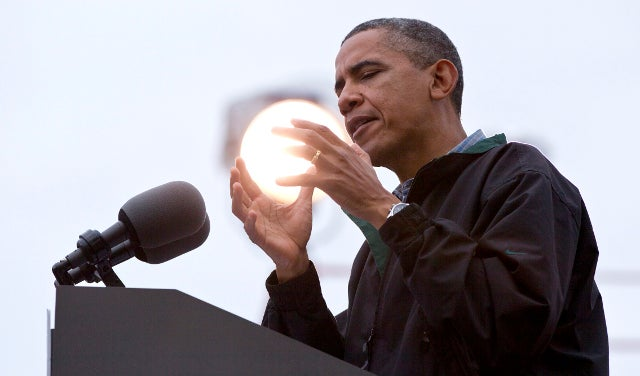 Eminently Captionable Photo of Obama Looking Like a Wizard Naturally Becomes a Meme