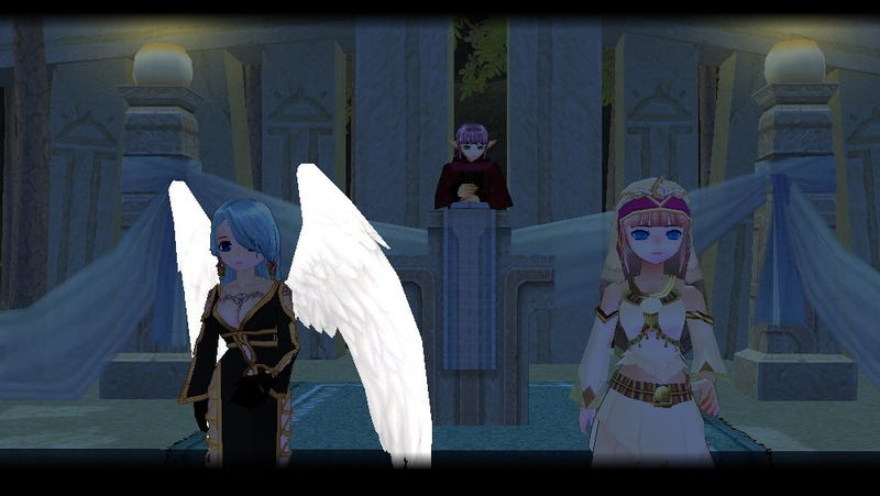 Virtual Same-Sex Marriage is Thriving in This Online Fantasy Game