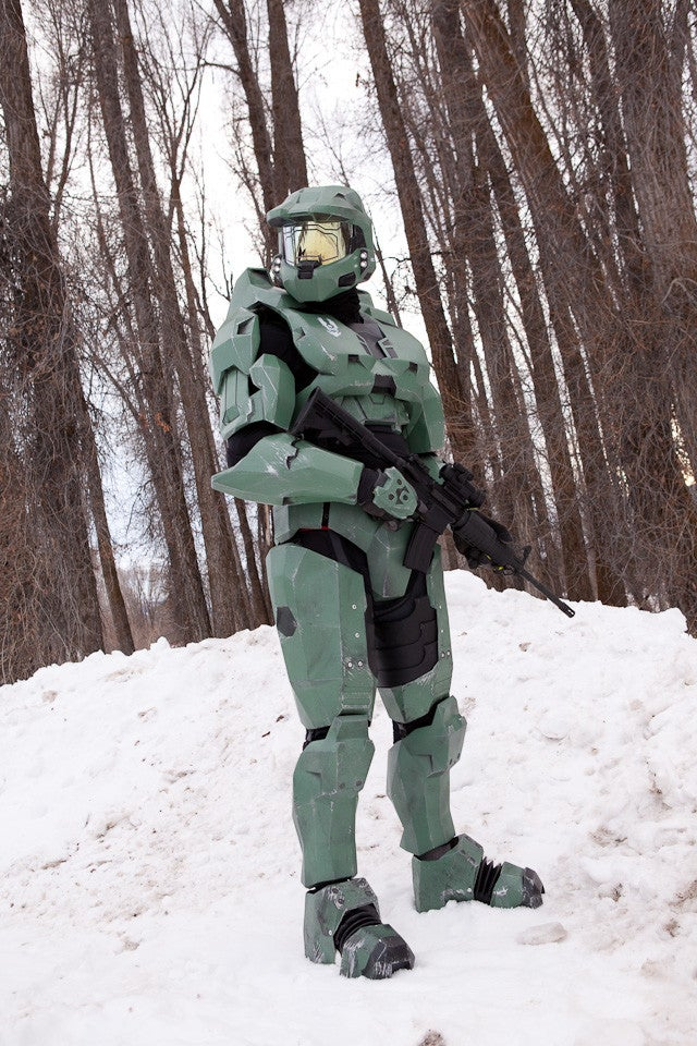 This Is One Of The Best Spartan Cosplays I've Seen Recently