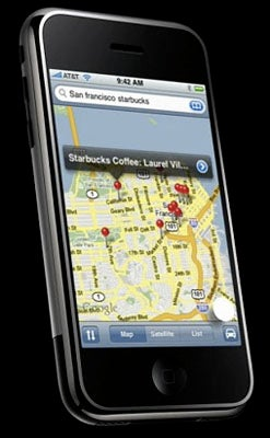 Unnamed GPS Manufacturer Scared Of iPhone GPS