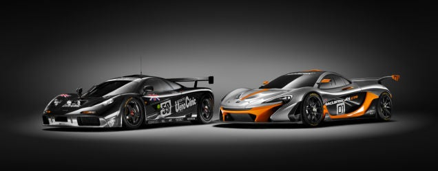 The McLaren P1 GTR Is A 986 Horsepower Lesson In Insanity