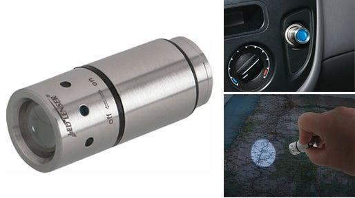 Coast Auto LED Flashlight Gives Your Car's Cigarette Lighter Some Company