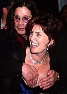 Hollywood PrivacyWatch: Ozzy and Sharon Osbourne