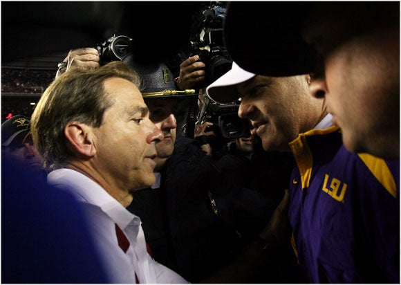How Much Do LSU Fans Hate Nick Saban? The Coonass Bowl Is Upon Us