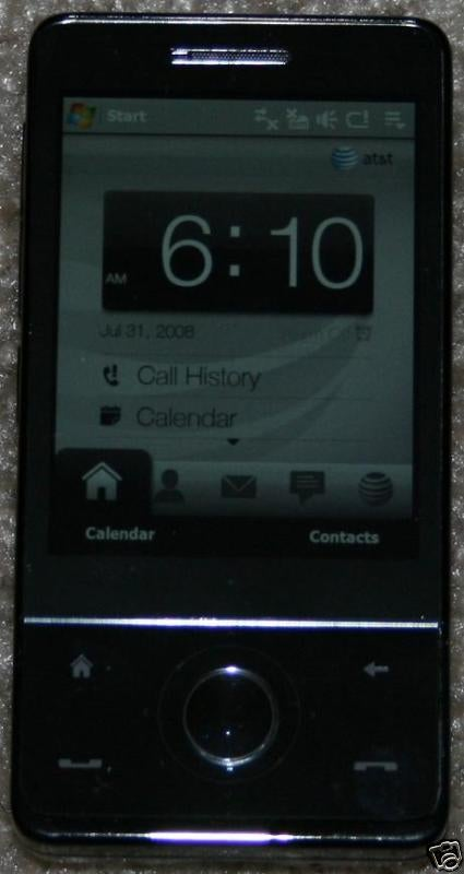 AT&T HTC Touch Pro Leaked Out For $900