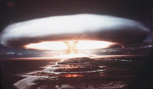 Newsweek Lays a Nuclear Egg