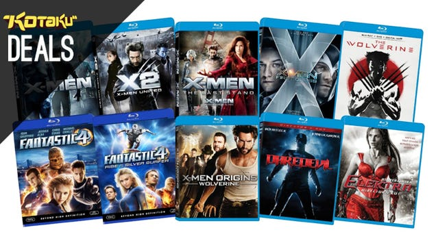 Marvel Blu-ray Collection, Neo-Geo X, Even More Amazon App Credit