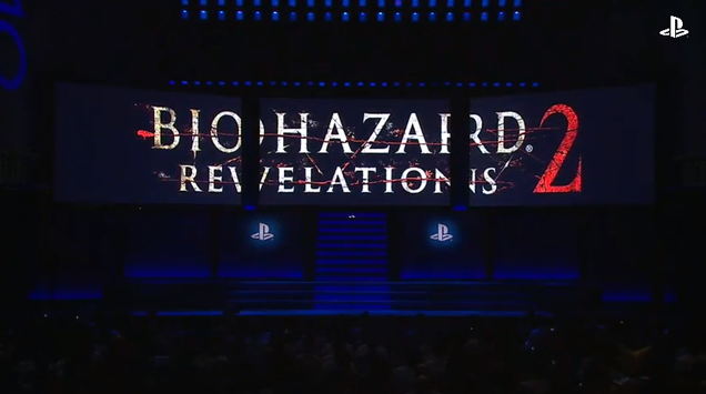 Resident Evil: Revelations 2 Hits Japan Early Next Year