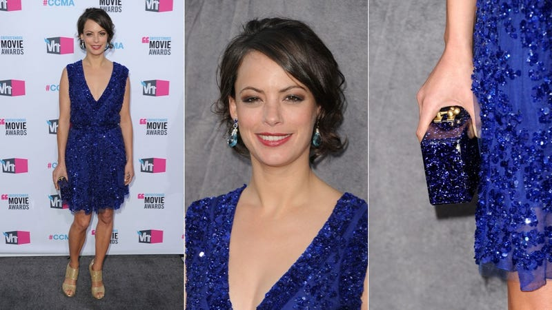 Feathery Fashion Highs and Red Carpet Lows at the Critic's Choice Awards