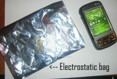 Kill Cellphone Speaker Buzz with an Electrostatic Bag