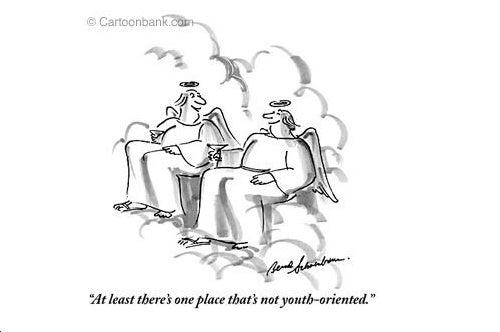 Bernard Schoenbaum, New Yorker Cartoonist