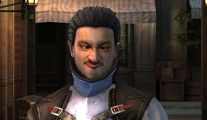 Square Enix Game Improved With Silly Real Faces