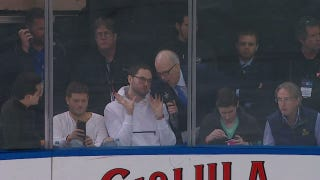 """Benjamin Franklin Is Killin' The Game!"" Hockey Fan Must Be Seen"