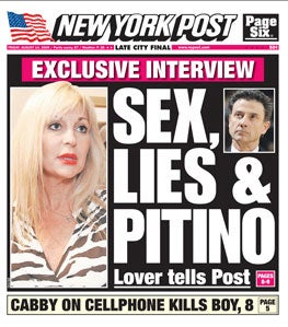 Karen Sypher Opens Up To New York Post