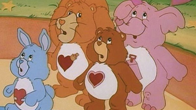 Republican Worried that Care Bears Are Turning Children Into Witches